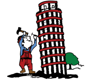 DaVinci Construction builder logo